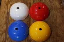 Sendaway Markers Plastic Domes